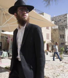 Jeruzalém - židovská čtvrť