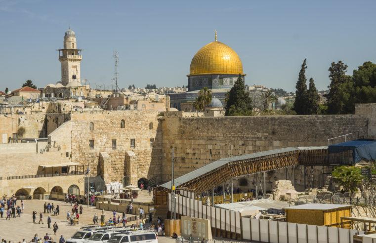 Izrael na divoko