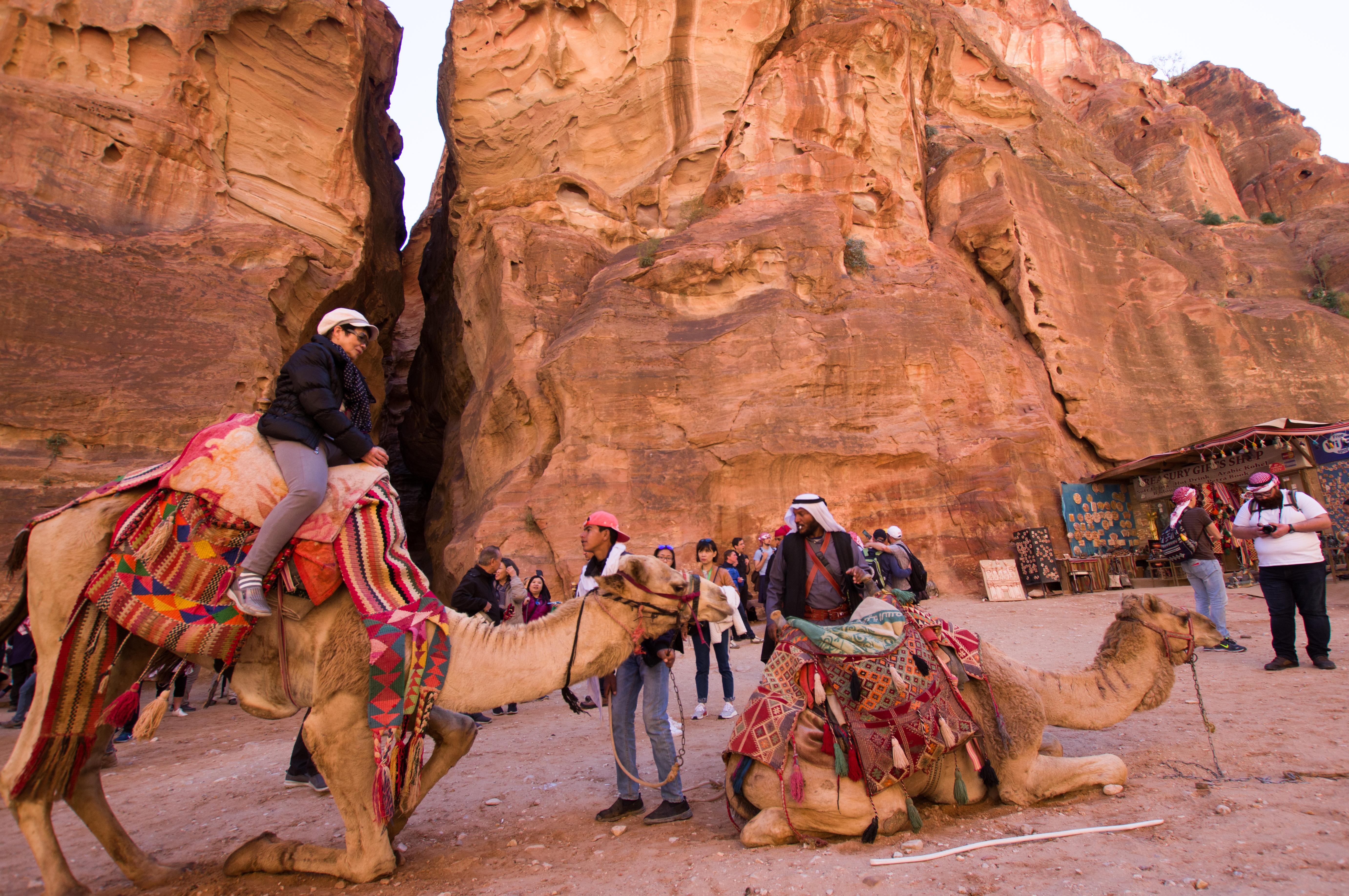 Jordánsko na vlastní pěst – I. část – Amman, Petra aneb potkali jsme beduína