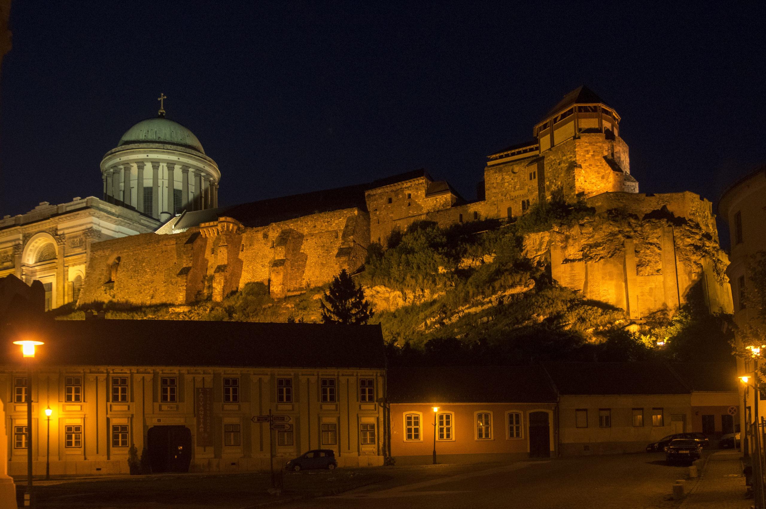 Ostřihomská bazilika a Štúrovo aneb jak jsme málem neplánovaně emigrovali na Slovensko