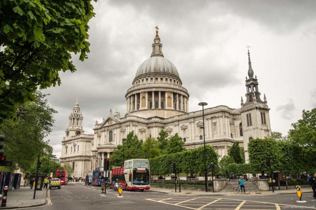 Katedrála svatého Pavla (St Paul's Cathedral)