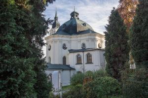 Kostel Jména Panny Marie Křtiny