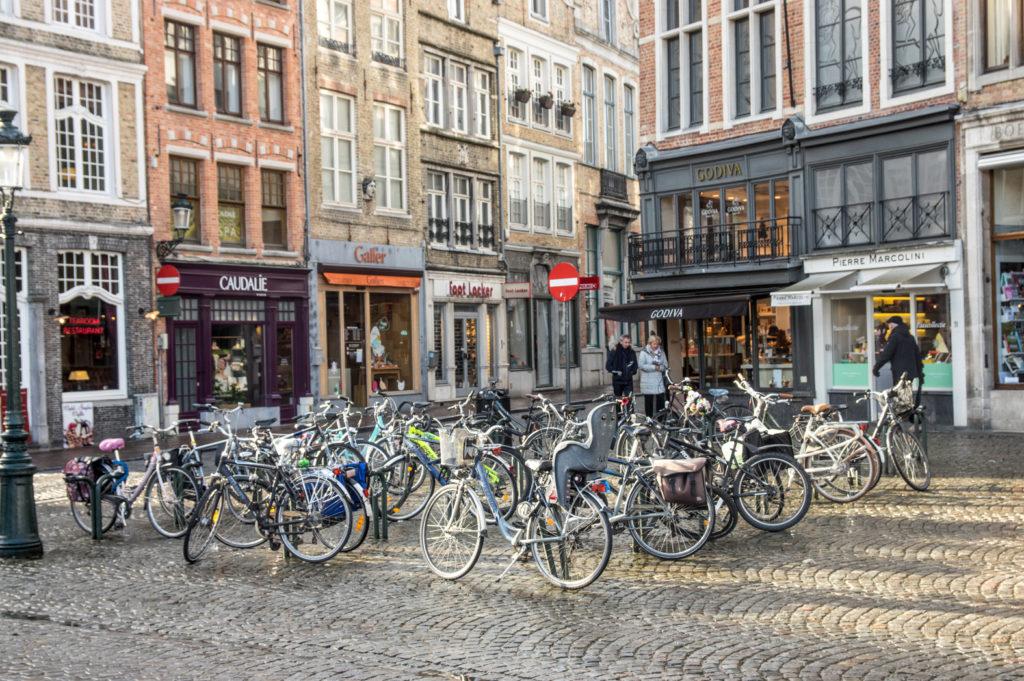 Bruggy - město cyklistů