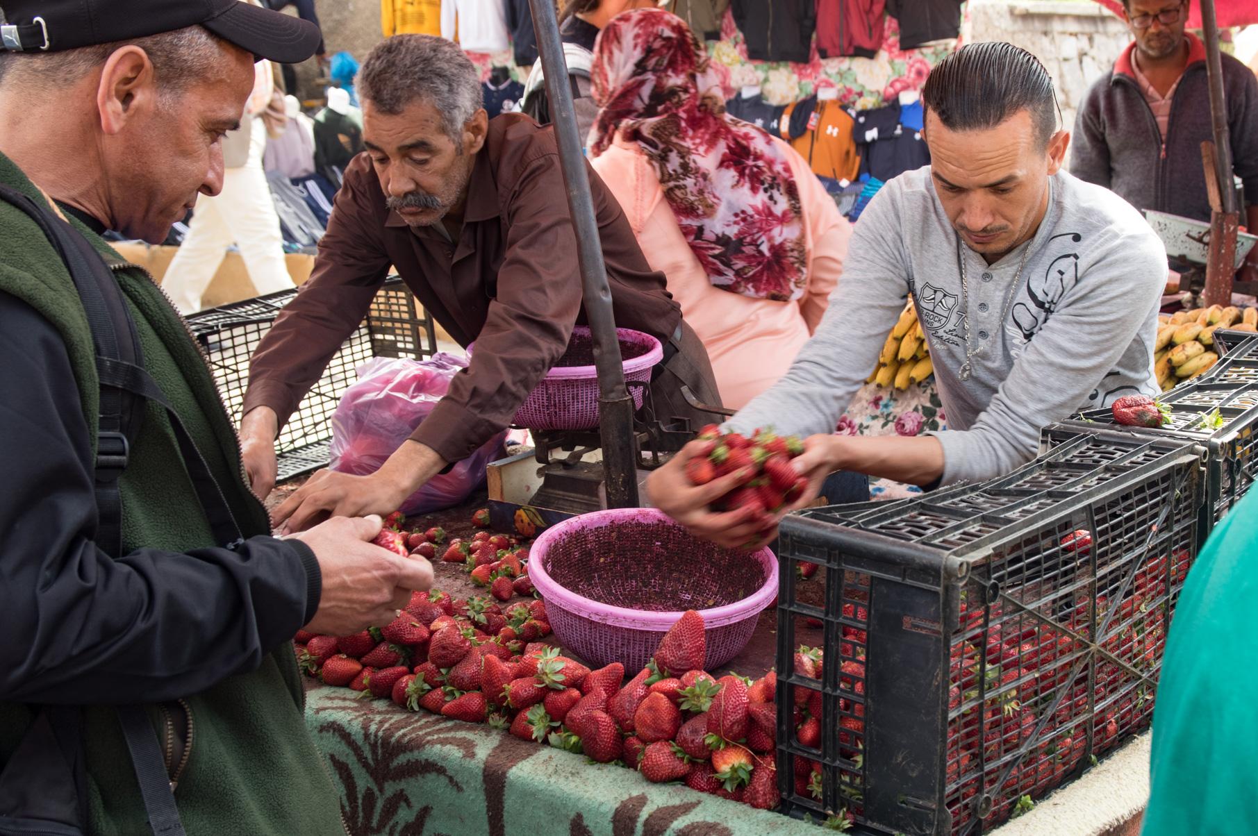 Jak měl Slávek hluboko do kapsy aneb způsoby obírání turistů v Maroku