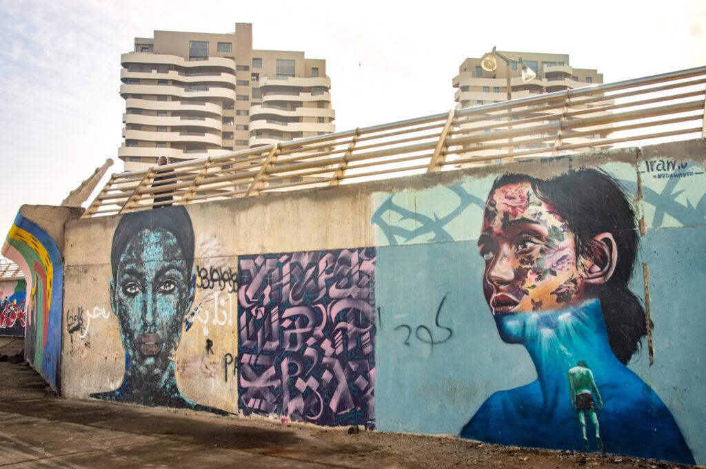 Casablanca - procházka po nábřeží