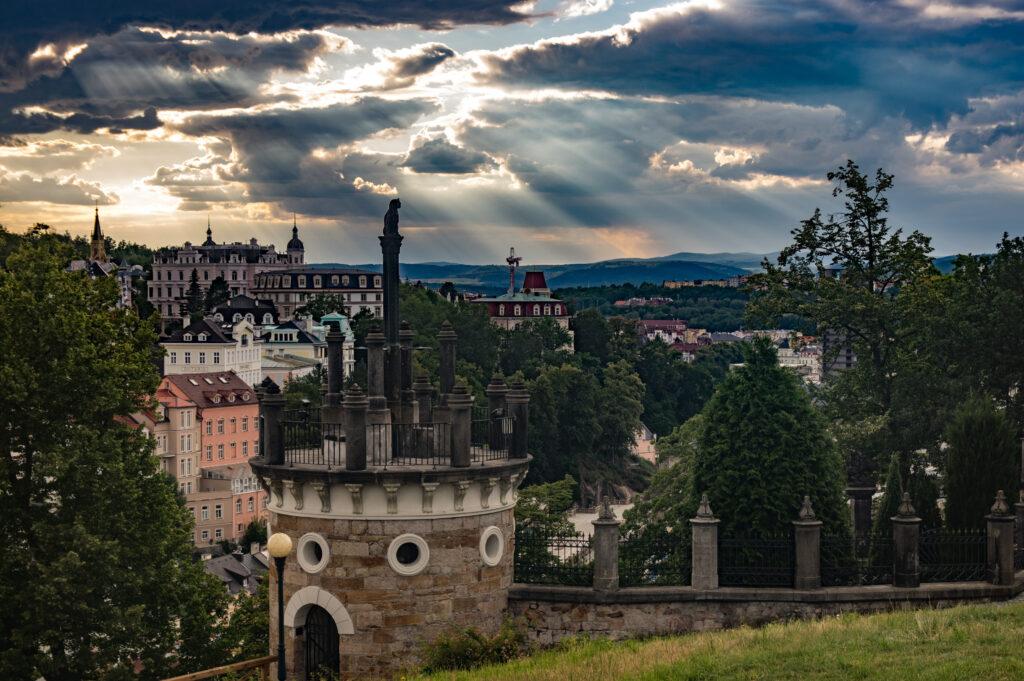 Karlovy Vary U vlasaté kočky