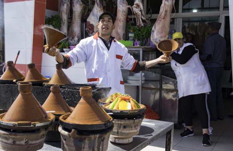 Ať vám chutná – Maroko, Jordánsko, Izrael