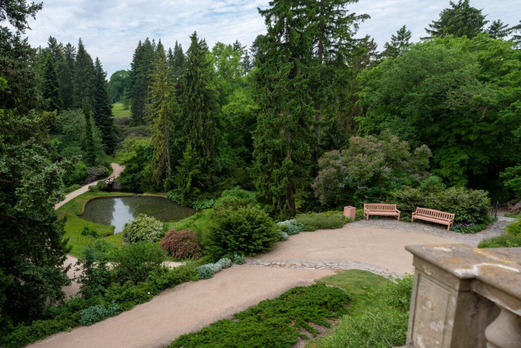 Praha - Průhonický park