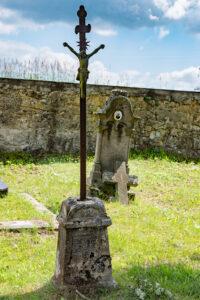 Svatá Kateřina - hřbitov